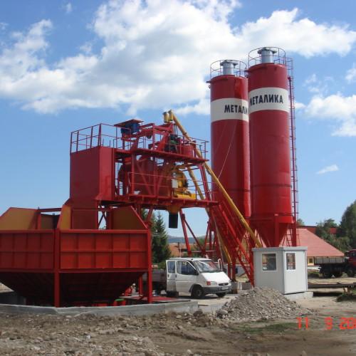 Продажба на бетон и бетонови изделия Велинград