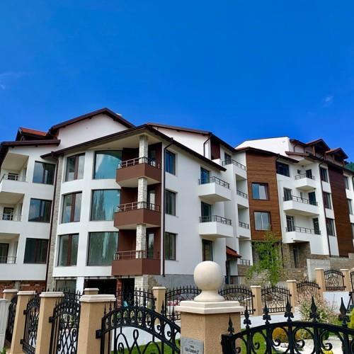 Продажба на апартаменти в новострояща се сграда, Велинград до х-л РОЯЛ СПА