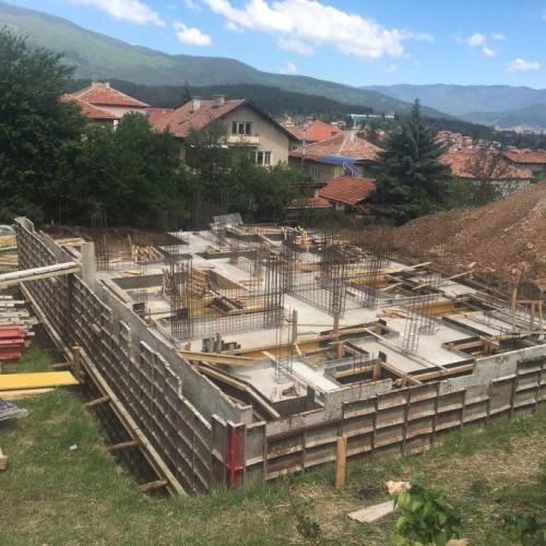 изливане на бетон цена