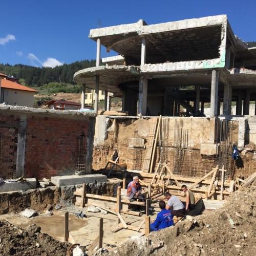 ново строителство