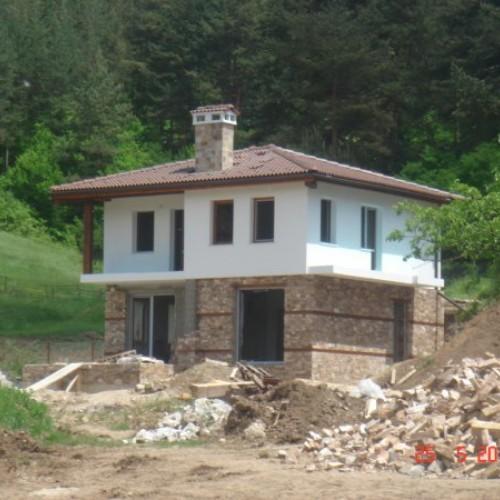 строителство на къщи цени