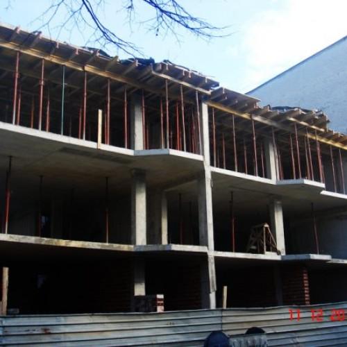 строителство на жилища